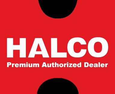 Santa & Co. LLC is a Halco Premium Authorized Dealer