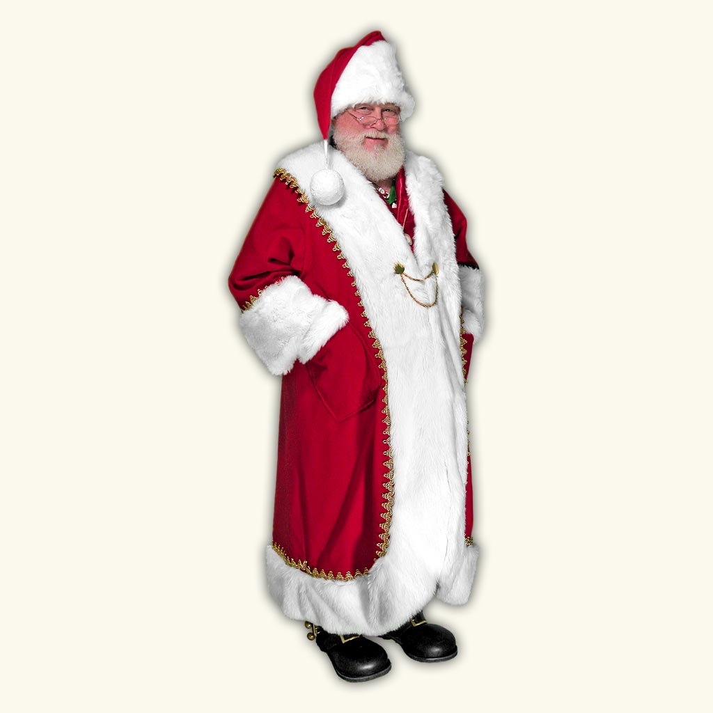 Santa Claus Robes (Sleeved)