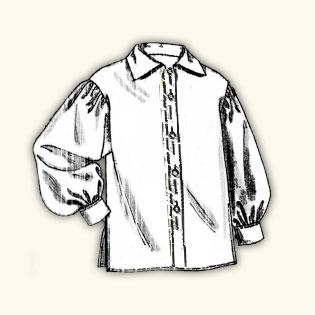 (A) Style Santa Claus Shirt