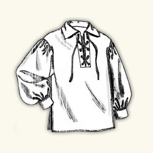 (B) Style Santa Claus Shirt