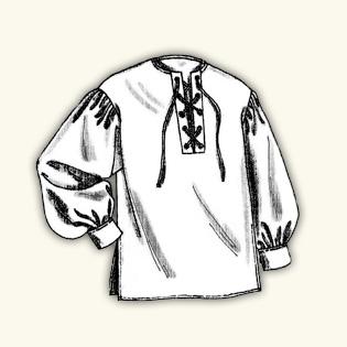 (C) Style Santa Claus Shirt