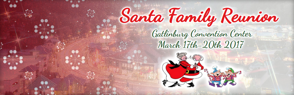 Schedule your vendor booth visit to the Santa Family Reunion (March 17th-20th) and order now!...