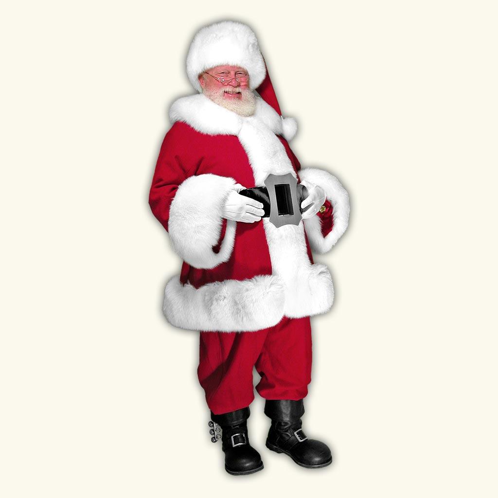 Classic Professional Santa Claus Suit