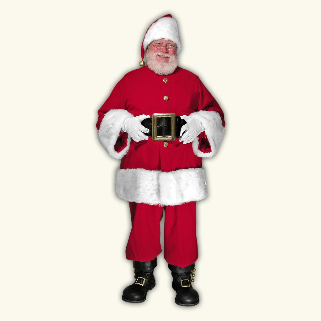 Cola Professional Santa Claus Suit