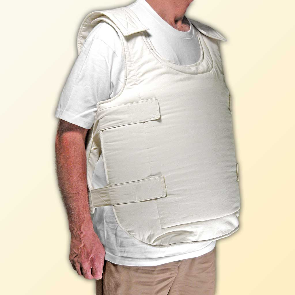 Adjustable Vest Padding w/Kool Pockets