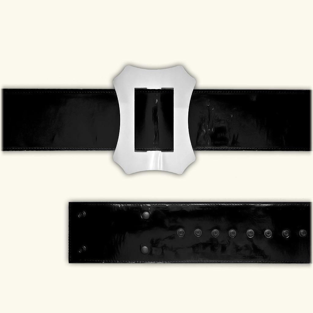 C.W. Howard Style Belt