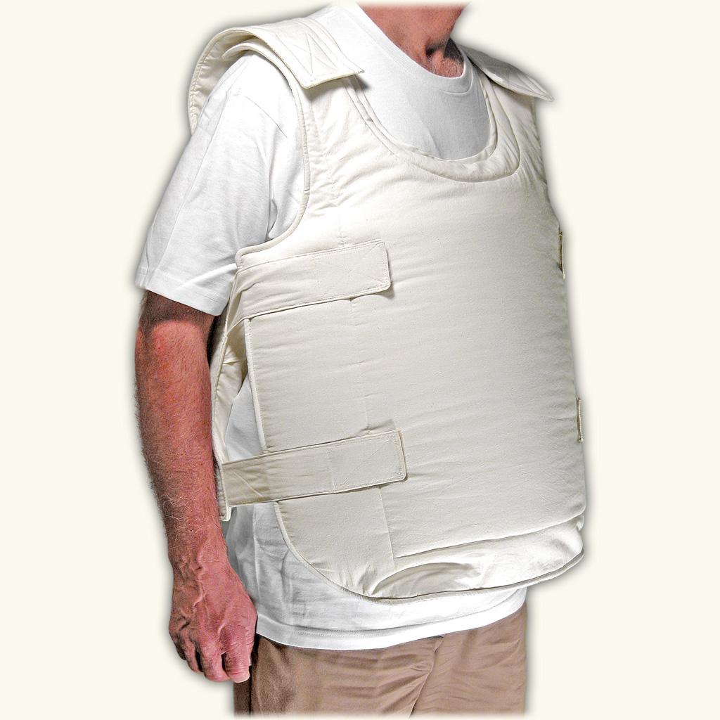 Adjustable Vest Padding w/Cool Pockets