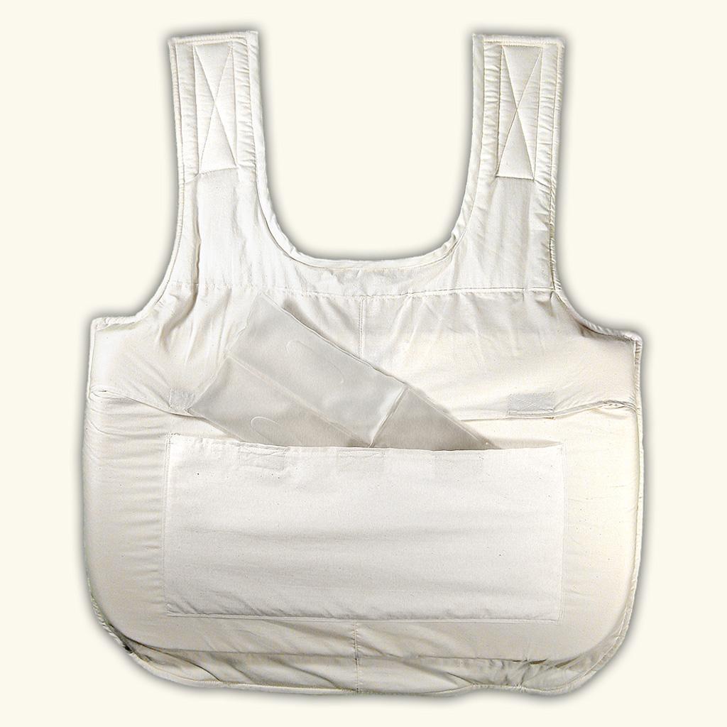 Adjustable Vest Padding w/Kool Pockets
