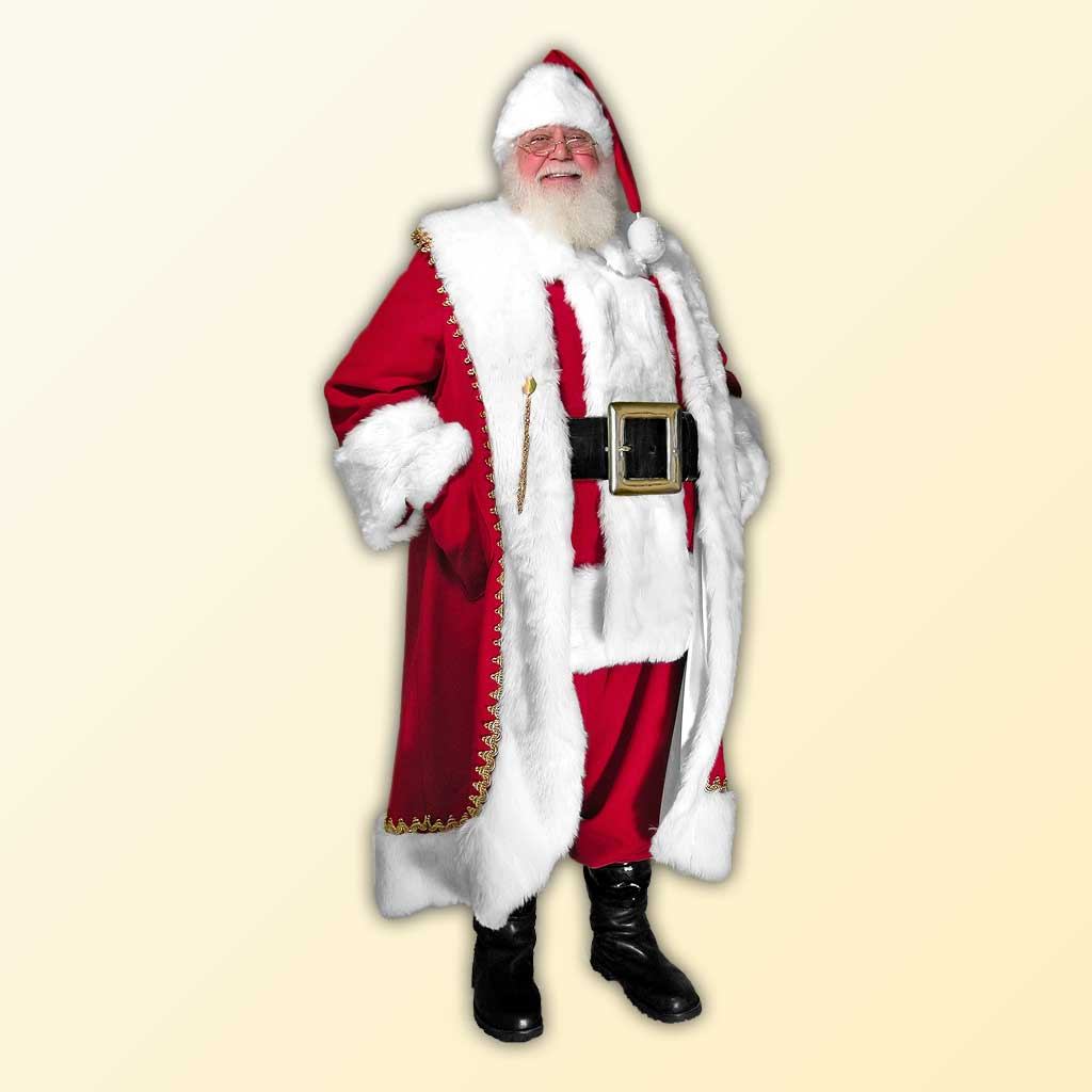 Santa Claus Robes (Sleeveless)