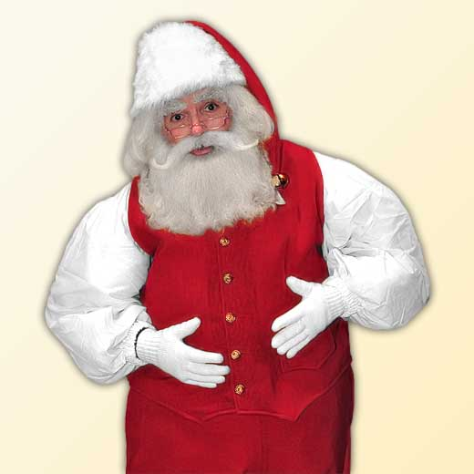 Santa Claus Vest