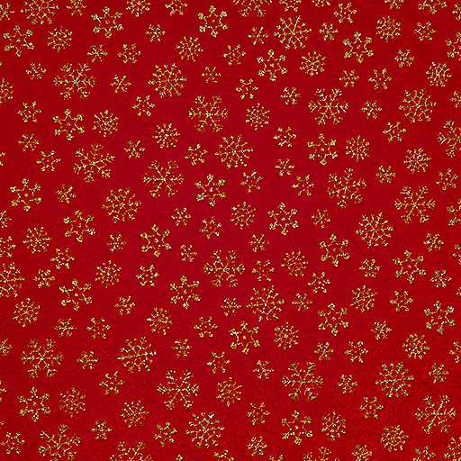 Snowflake Sample Pattern