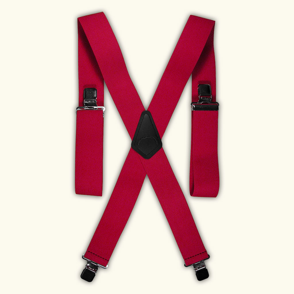 Premium Clamp Suspenders