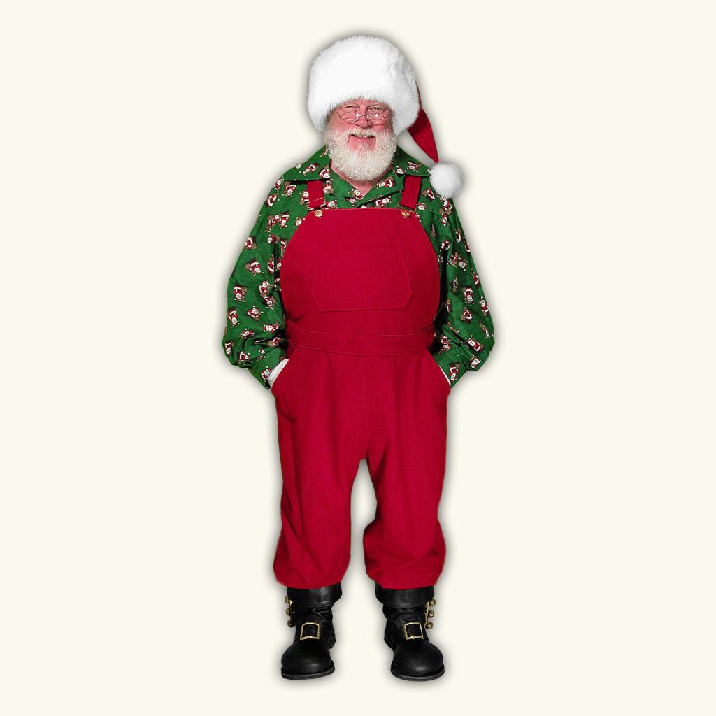 Santa s workshop bib overalls co llc