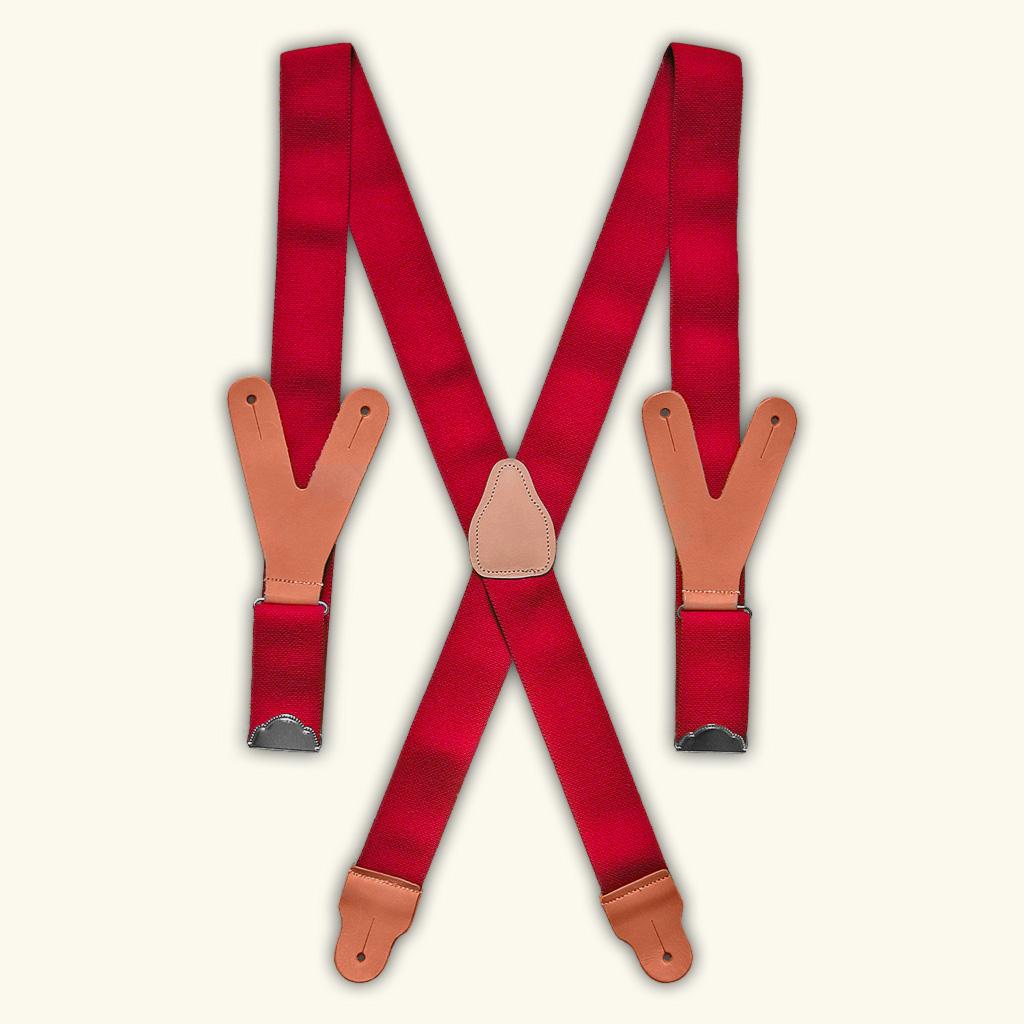 Standard Button Suspenders