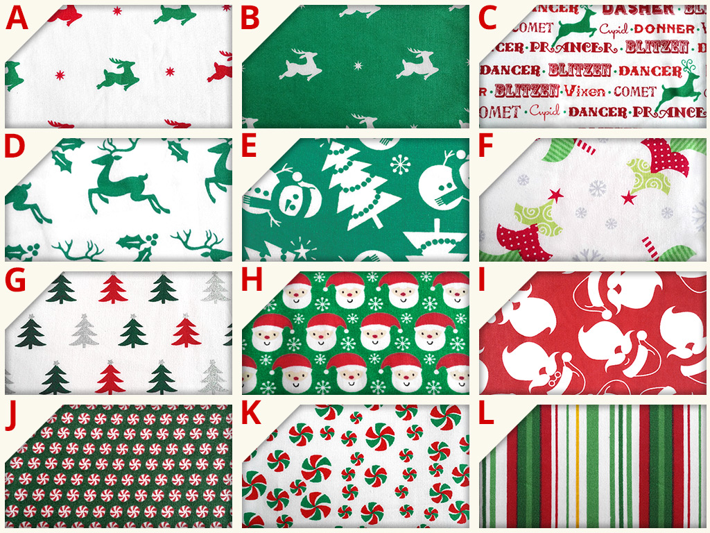Santa Claus Shirt Sample Patterns