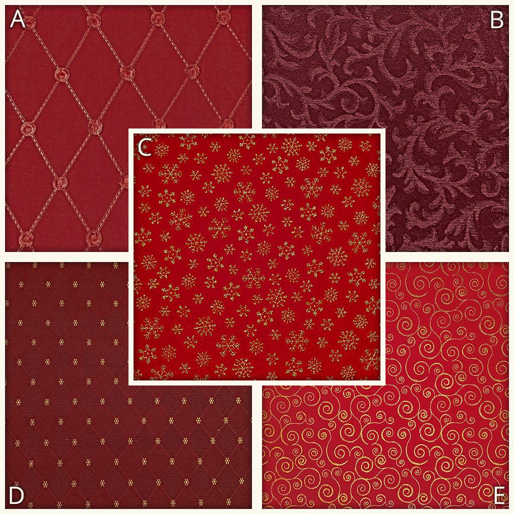 Santa Claus Vest Sample Patterns