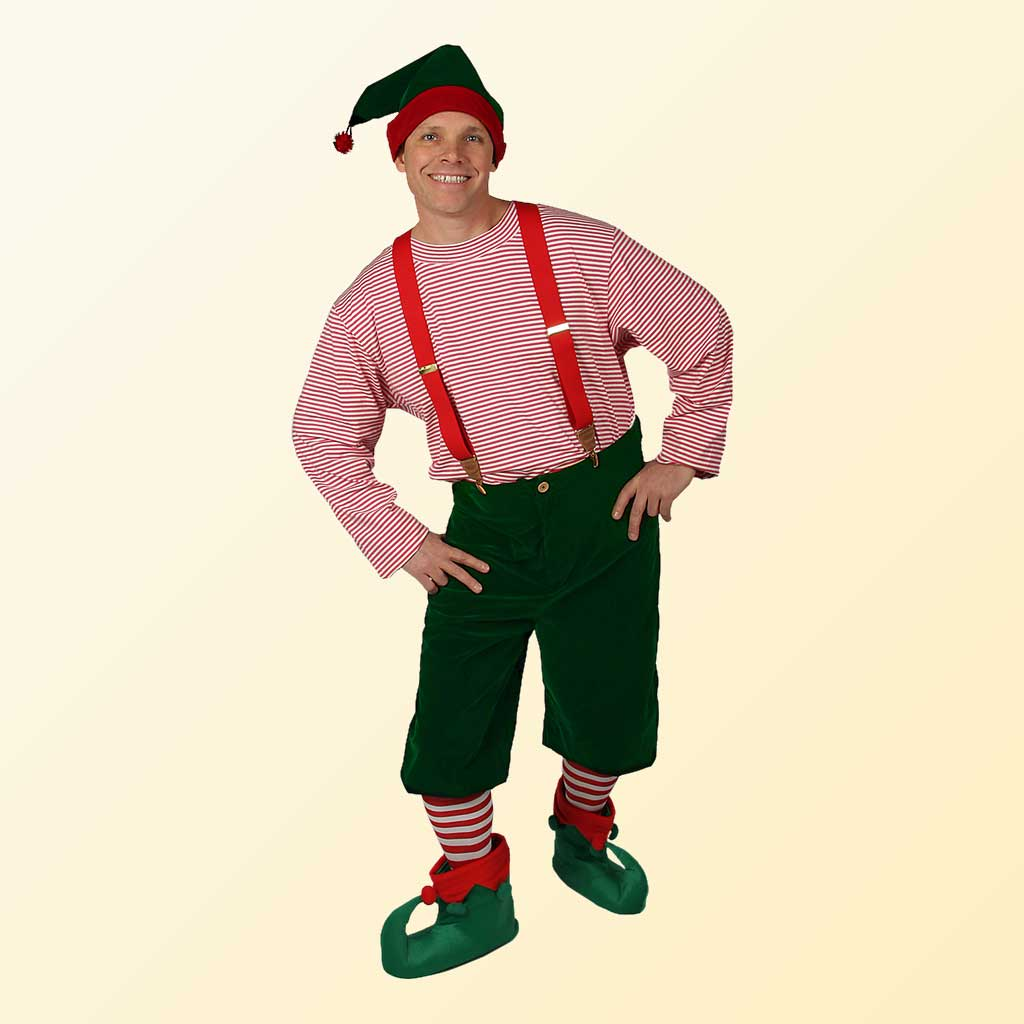(Halco) Workshop Elf Costume - 1108