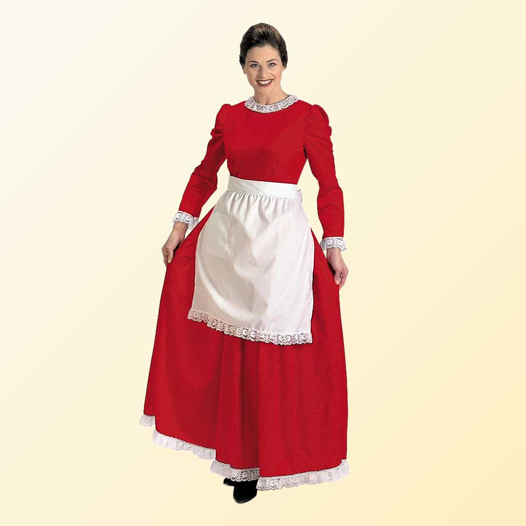 (Halco) Christmas Charmer Dress - 6992