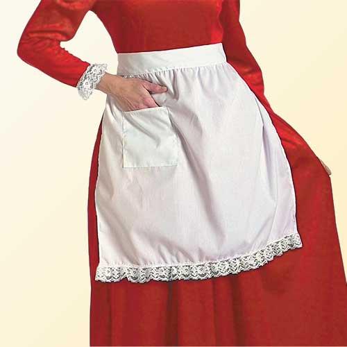 (Halco) Cotton Apron - 7151