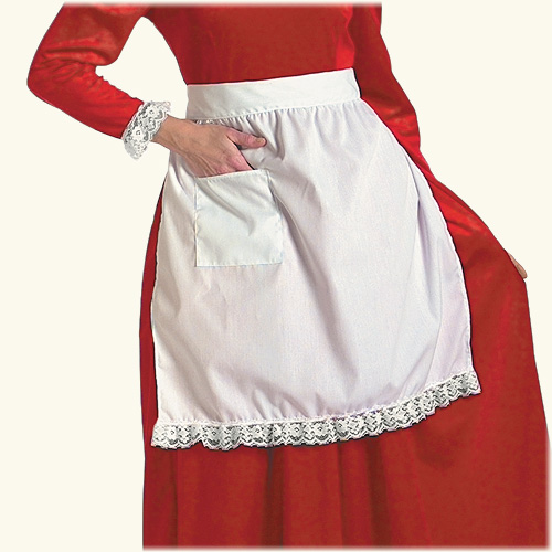 (Halco) Cotton Apron - 7151