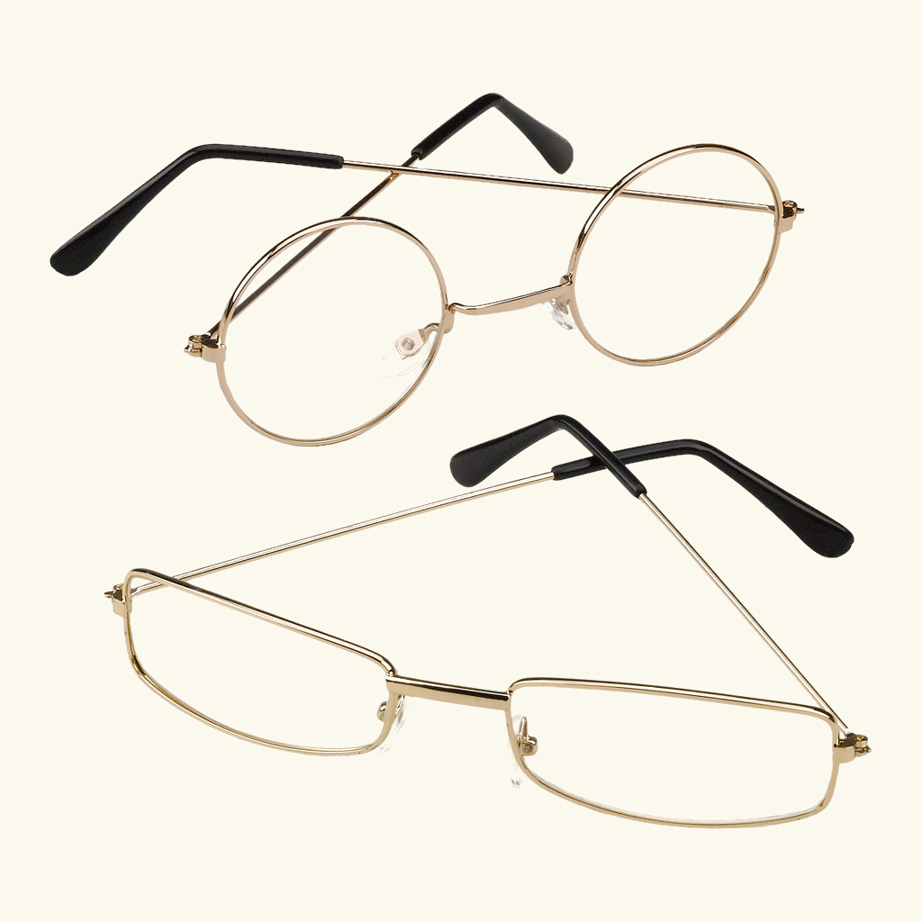 (Halco) Santa Claus Glasses - 9950 & 9951