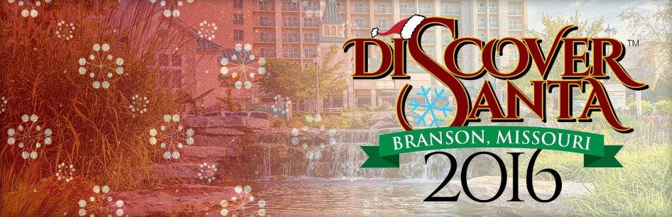 Visit Us at Discover Santa 2016 Jul. 6th-10th