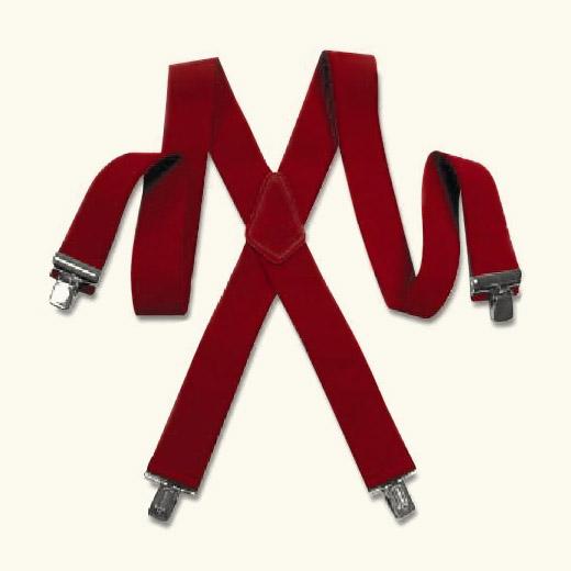 (Halco) Santa Claus Suspenders