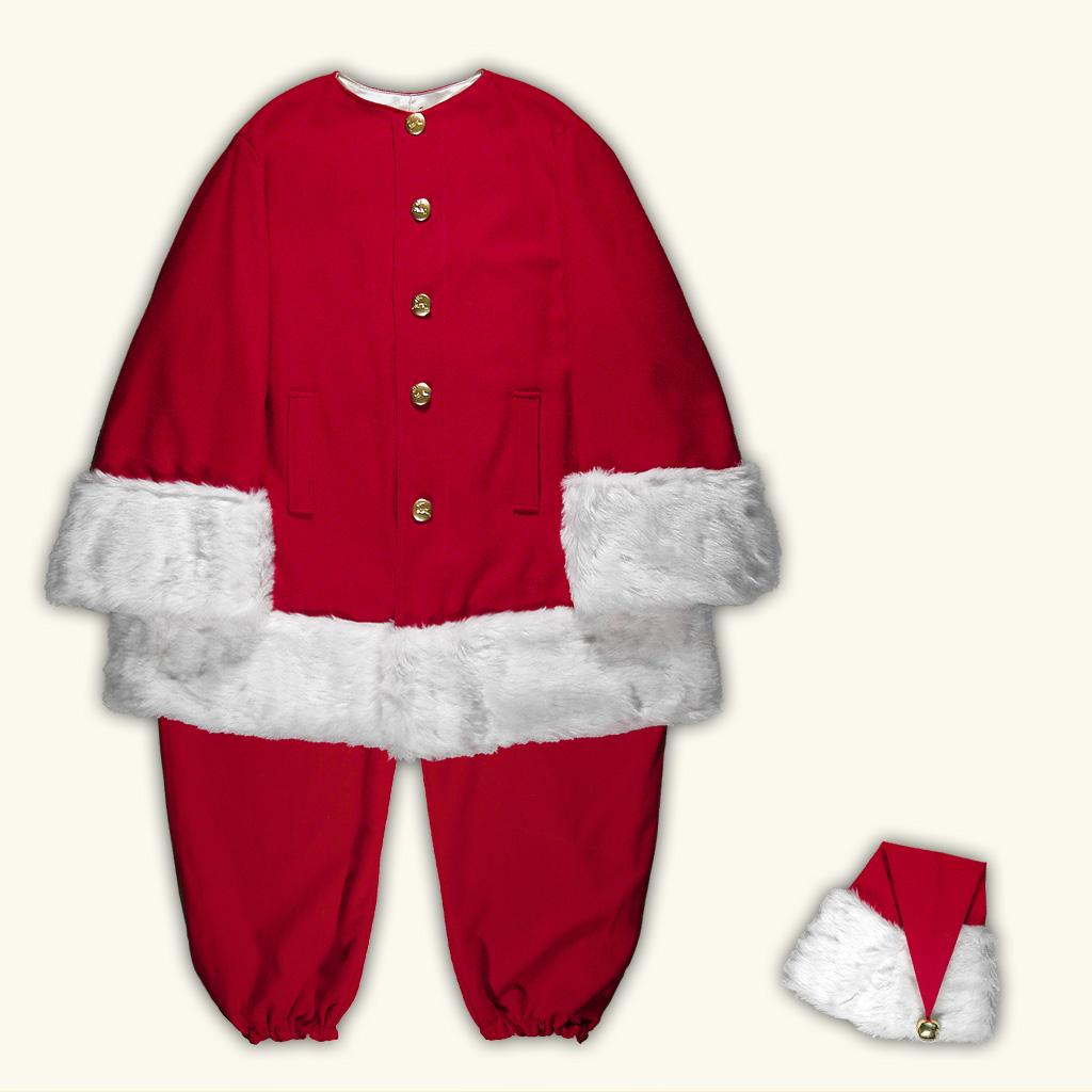 (E) Cola Professional Santa Claus Separates