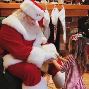 Santa & Co. Testimonial: Santa Topper Ellis